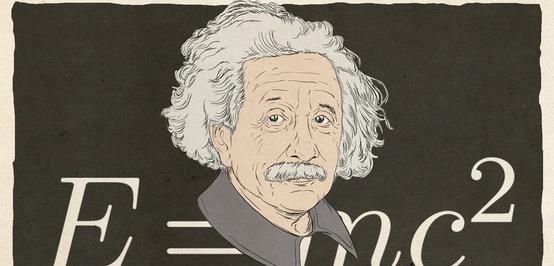 Kisah Albert Einstein dari Fisikawan ke Pesohor
