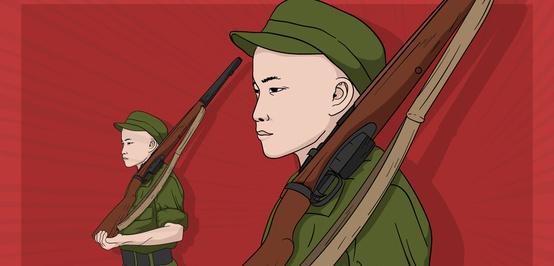 Orang-Orang Tionghoa yang Jadi Prajurit Kolonial