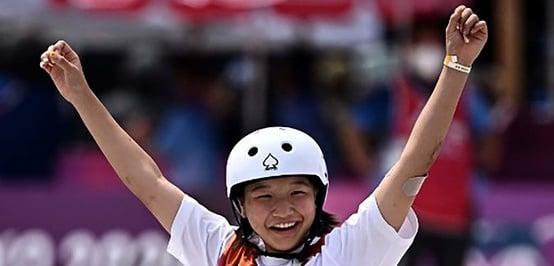 Remaja Jepang Menaklukkan Dunia Skateboarding di Olimpiade