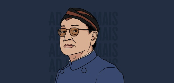 Adjie Damais, Sukarelawan Bang Ali Memoles Museum di Jakarta