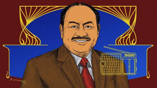 Radio Tjawang: Awal dari Kesuksesan Gobel (Panasonic)