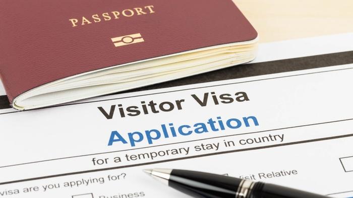 Ilustrasi Visa. Foto/Shutterstock