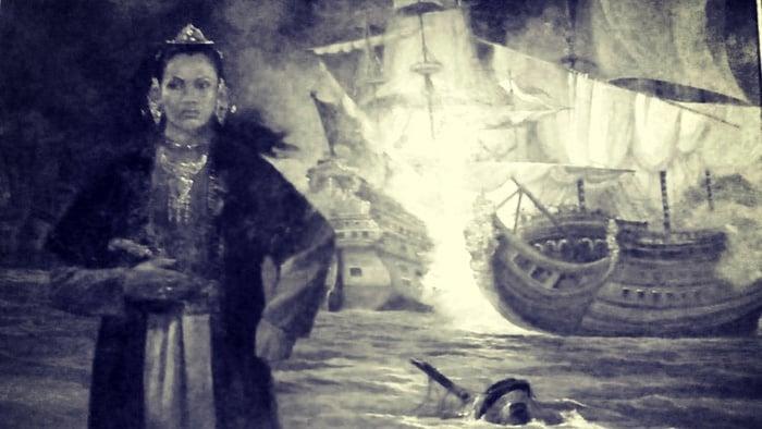 Lukisan Ratu Kalinyamat. FOTO/Istimewa