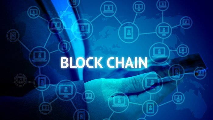 Ilustrasi blockchain. Getty Images/iStockphoto
