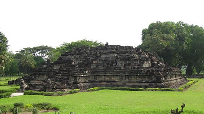 Candi Bubrah peninggalan Kerajaan Kalingga, Jepara. FOTO/Wikicommon