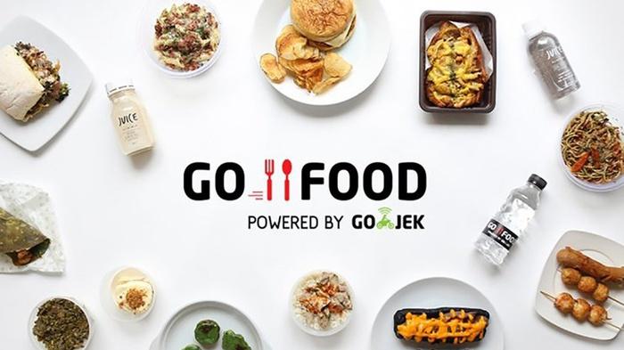 Ilustrasi Go-food. FOTO/Istimewa