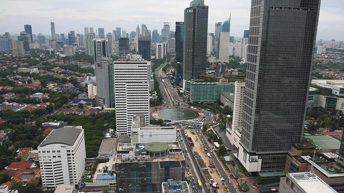 Gedung Perkantoran di Jakarta Makin Banyak yang Kosong