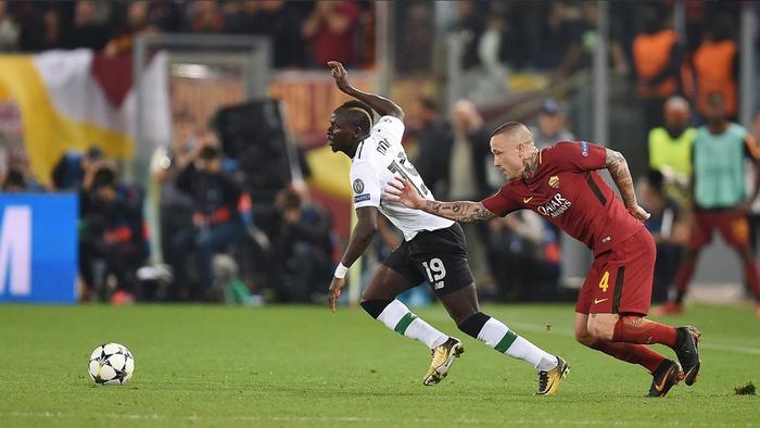 AS Roma mengincar tiket lolos ke Eropa musim depan. twitter/@LFC