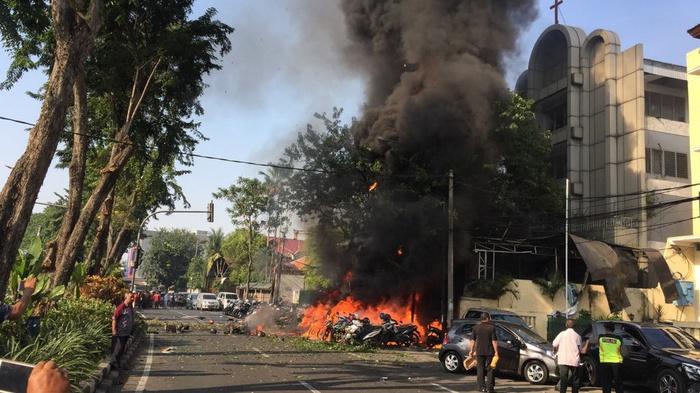 Mako Brimob Sampai Bom Surabaya: Polisi Kebobolan Hadapi Teroris
