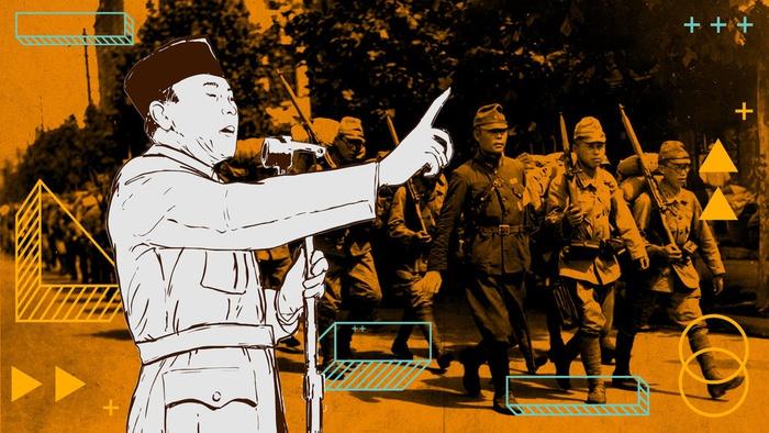Indonesia Merdeka Bukan Hadiah dari Jepang
