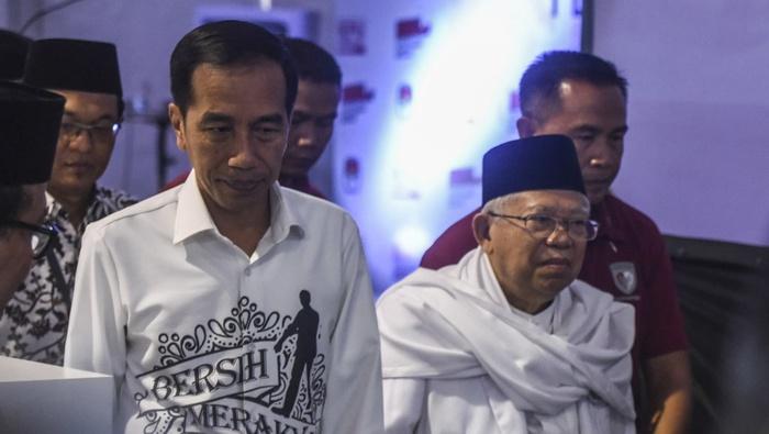 Maruf Amin Minta Pemilih Muda Tak Golput di Pilpres 2019