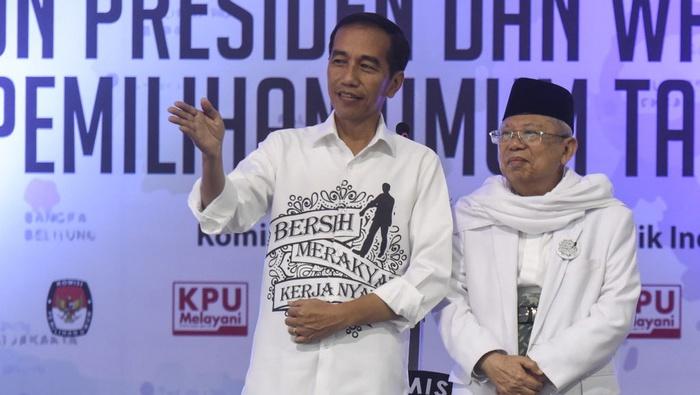 Merayu Pendukung Ahok Agar Tak Golput, Kunci Kemenangan Jokowi