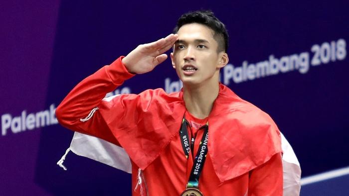 Istana Siapkan Bonus Atlet Berprestasi di Asian Games 2018