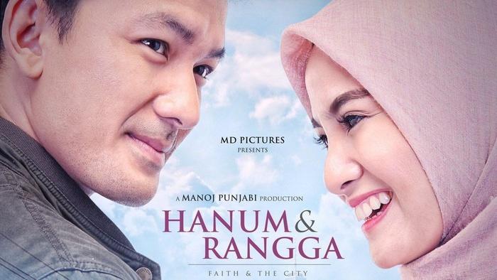 Adu Kuat Film Hanum & Rangga dengan A Man Called Ahok