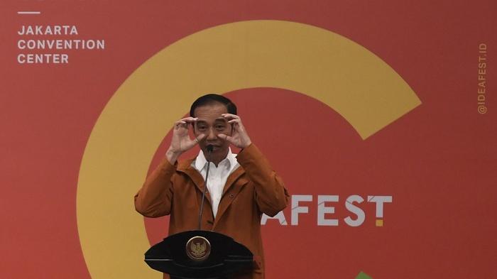Jokowi Usulkan Pendirian Fakultas Kelapa Sawit & Fakultas Kopi