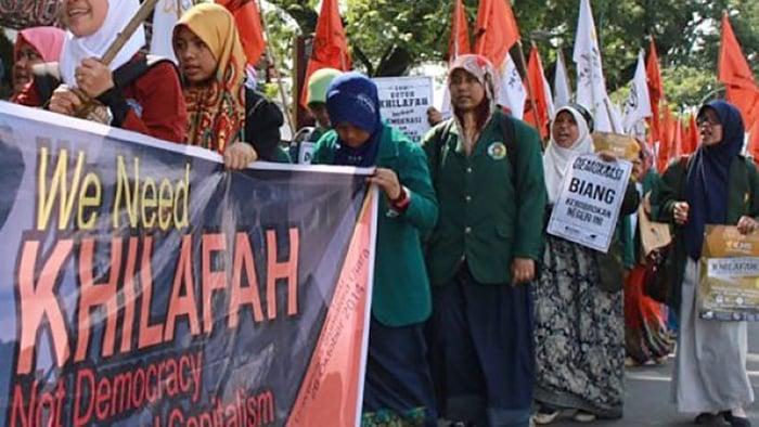 Penolak Diskusi Khilafah di Bogor Berharap Polisi Pidanakan Panitia