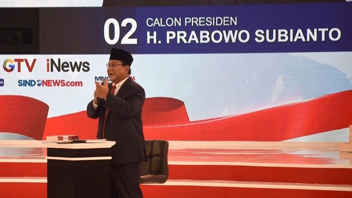 Irwandi Yusuf Gubernur Non-Aktif Sebut Perusahaan Milik Prabowo di Aceh Bermasalah, Ini Lantarannya.......
