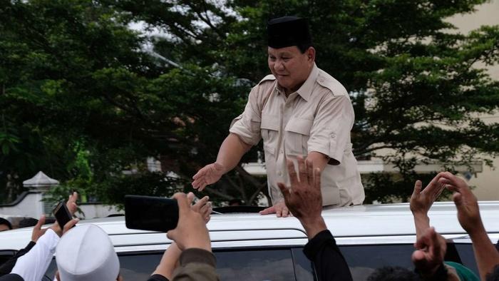 Prabowo Memang Pakai Mobil Eks Donatur ISIS, Kok BPN Tutup-tutupi?