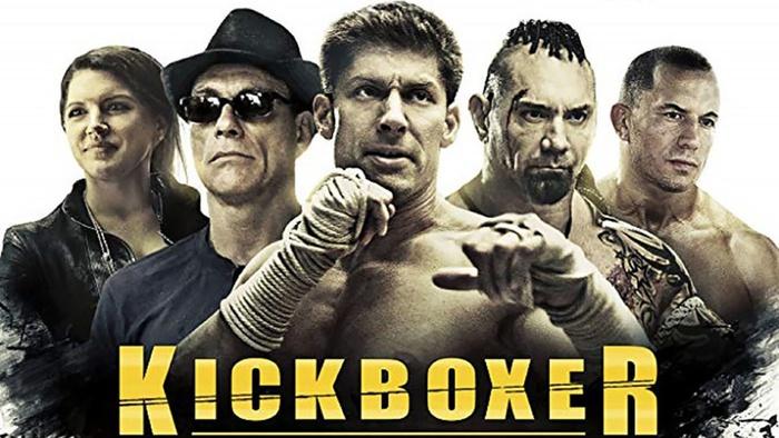 Poster Film Kickboxer. FOTO/IMDB
