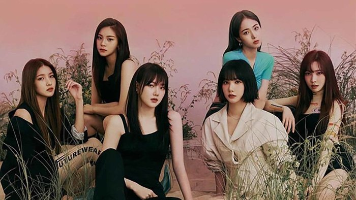 Girl Band GFRIEND. Instagram/gfriendofficial