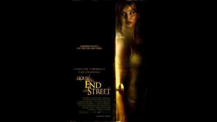 Poster Film House at the End of The Street. wikipedia/fair use