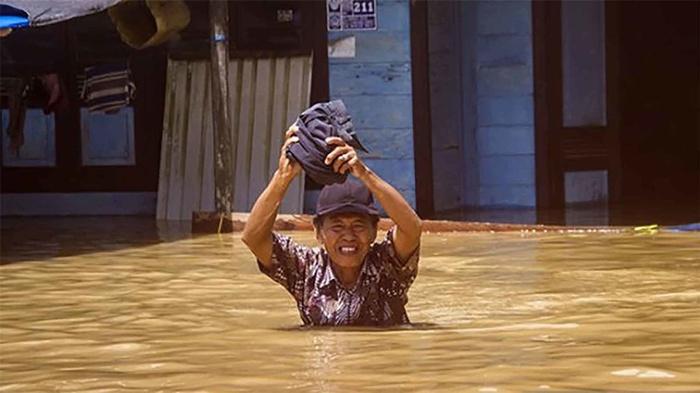Pemerintah Layak Digugat soal Banjir Besar Kalimantan Selatan