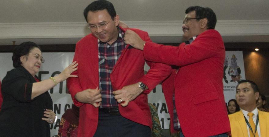 Drama Kuasa Megawati