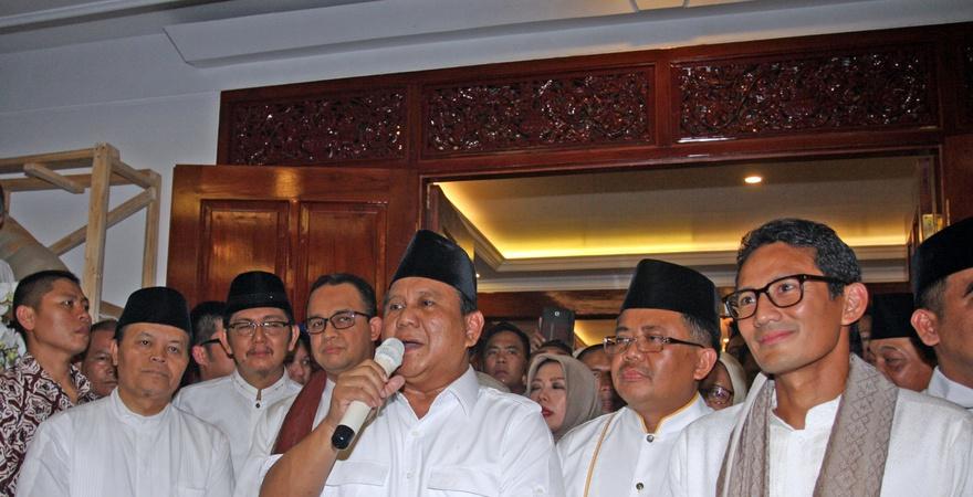 Perang Megawati, SBY dan Prabowo di Pilkada DKI Jakarta