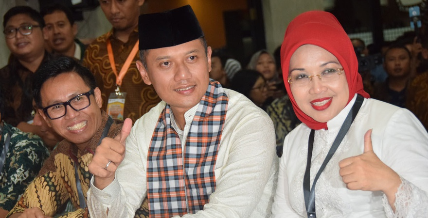Tiga Calon Gubernur Jakarta Bukan Kader Partai