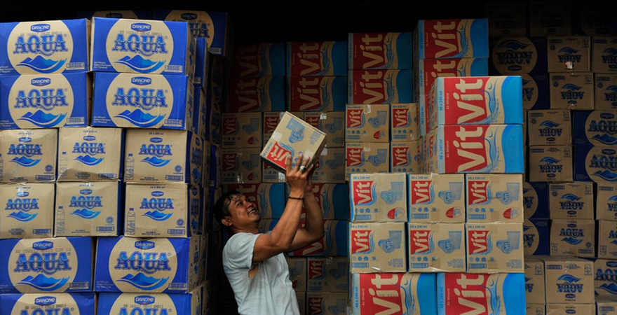 Asal Muasal Air Minum Kemasan di Indonesia