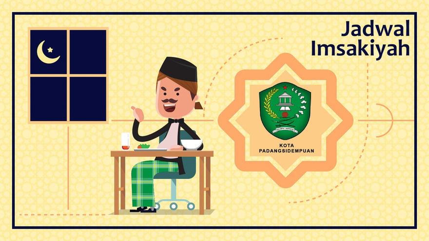 Waktu Buka Dan Imsak Kota Semarang Dan Kota Padangsidempuan Hari