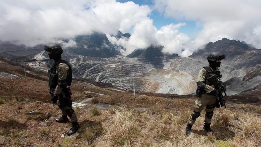 Freeport di Papua ialah Warisan Daripada Soeharto