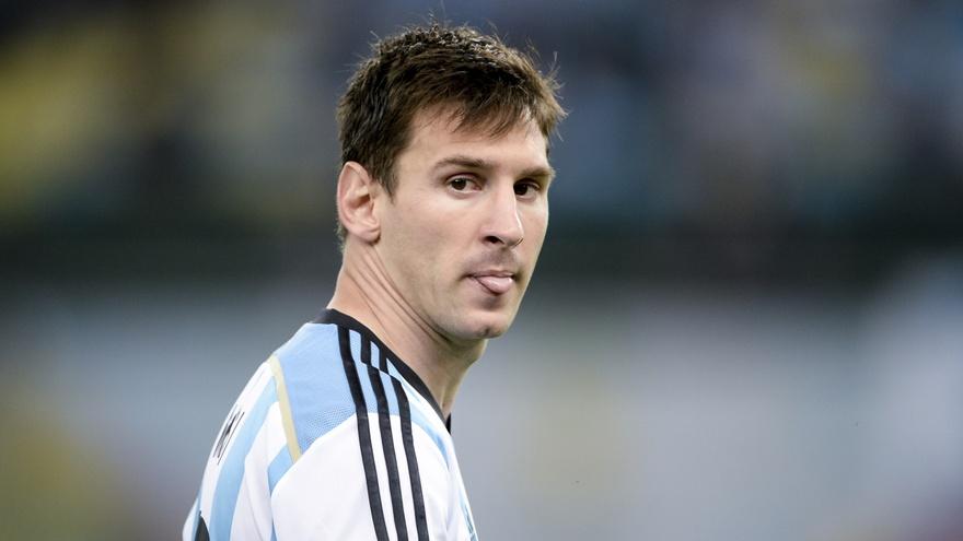 Patung Lionel Messi Jadi Korban Vandalisme