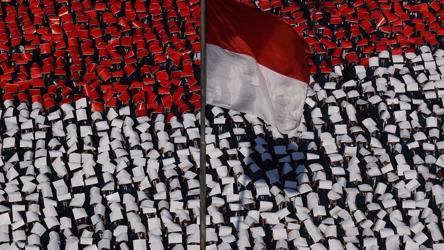 Berkibarlah Merah Putih