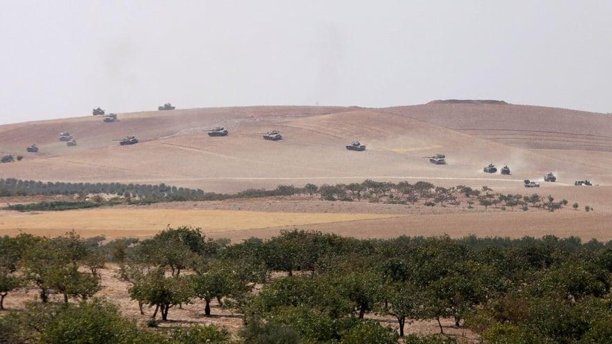Lobi-lobi Erdogan: Menggerus Kurdi, Melengserkan Assad