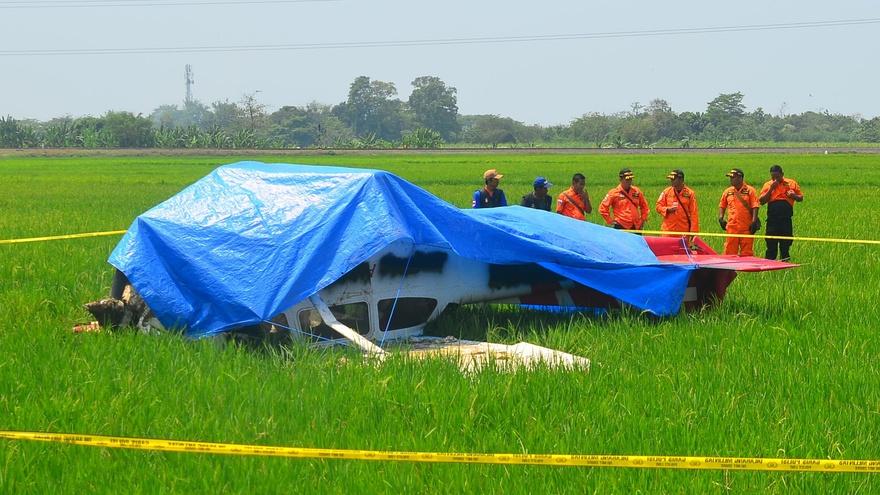 Tiga Bulan, Tiga Pesawat Latih Jatuh, Kali Ini di Cilacap