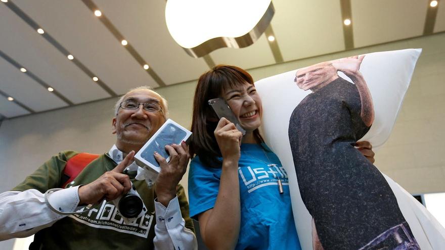 7 Juta Pengguna Samsung Note7 akan Beralih ke iPhone7