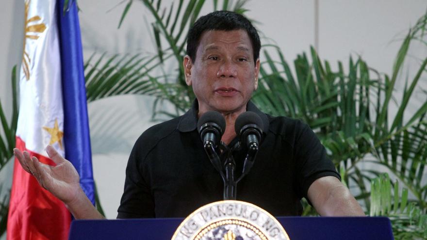 Duterte Kunjungi Cina Untuk Persahabatan Bukan Perang