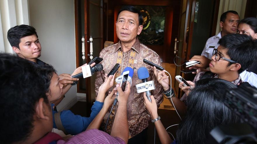 Wiranto: Proses Hukum Ahok Bergulir, Mari Bersabar!