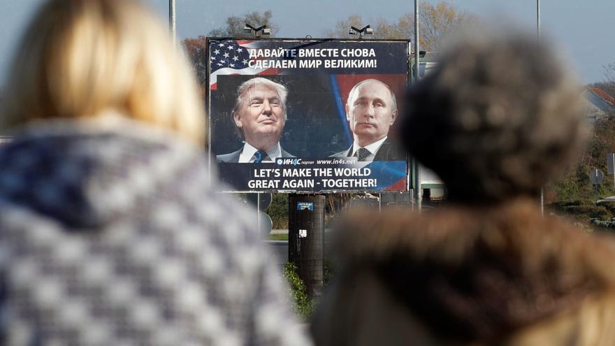 Rusia Ingin Memulai Babak Baru dengan AS