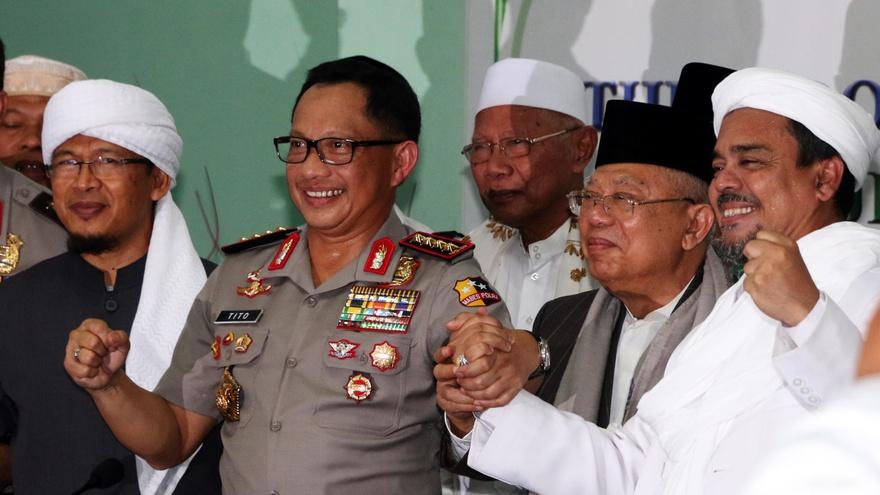 Polisi Siap Layani Demo 2 Desember di Maluku Utara