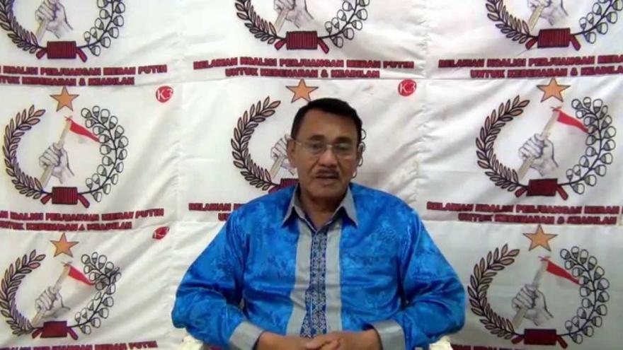 Siapa Brigjen (Purn) Adityawarman Thaha?