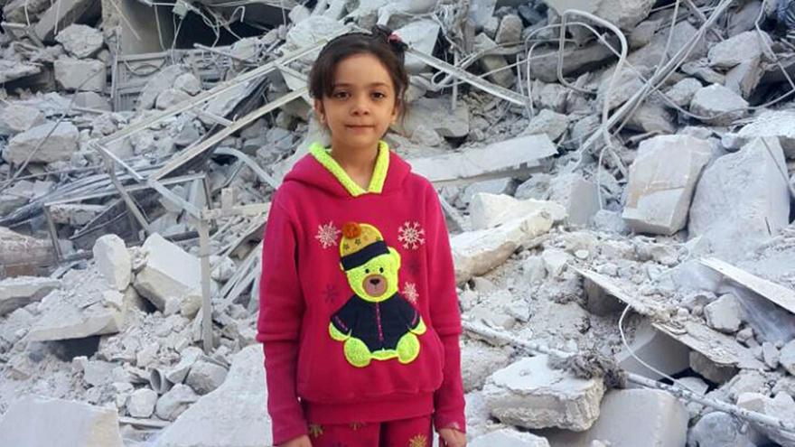 Bana, Gadis Kecil yang Mengabarkan Sekaratnya Aleppo