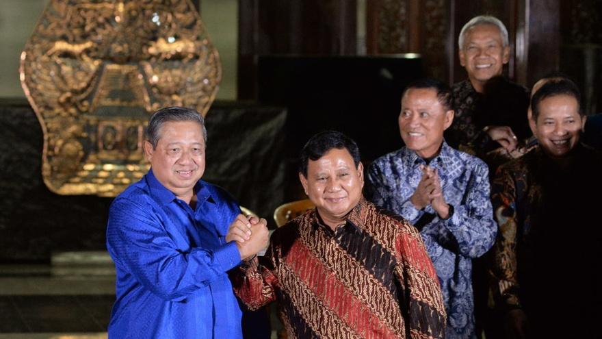Kisah Prabowo dan SBY di Lembah Tidar