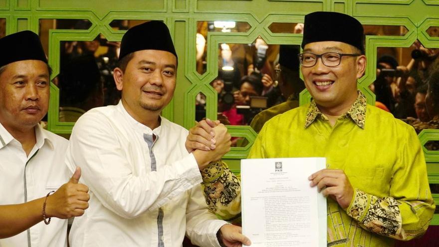 Ridwan Kamil & Peta Koalisi Pilgub Jabar yang Terus Berubah