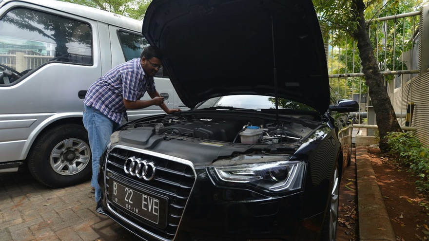 Yang Perlu Diperhatikan Sebelum Membeli Kendaraan Sitaan KPK