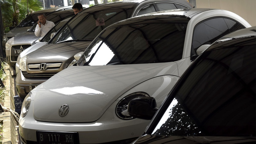 Untung Rugi Ikut Lelang Mobil Sitaan KPK
