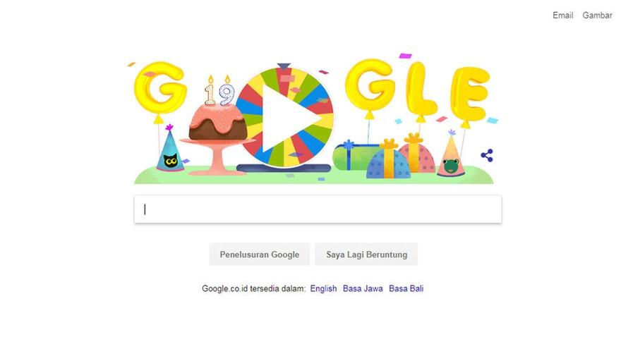 Perayaan Global Liburan di Bulan Desember 2017 Jadi Google Doodle