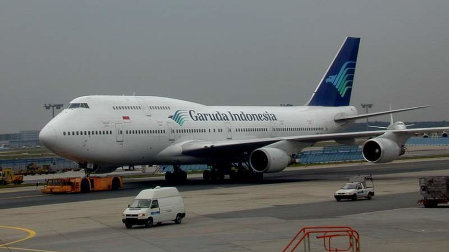 Image result for image Pesawat Garuda Rute Bangkok Putar Balik, Apa Penyebabnya?