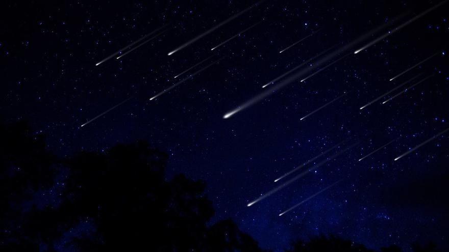 Hujan Meteor Orionid di Antara Gemerlap Polusi Cahaya